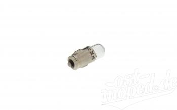 Kugellampe (Tachobeleuchtung)  6V 1,2W