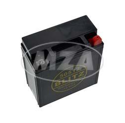 Batterie 12V 5,5Ah - S51, S70, SR50, SR80 - Wartungsfrei