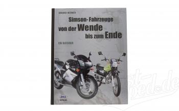 """""""Buch """"""""""""""""Simson Fahrzeuge - Von der Wende bis zum Ende""""""""""""""""  978-3-9809481-6-1"""""""