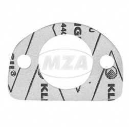 Dichtung zum Ansaugstutzen BK350 - Vergaserflansch ( Marke: PLASTANZA / Material C-4400 )
