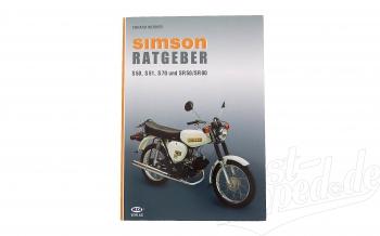 Buch -Simson- Ein Ratgeber - S50, S51, S70 & SR50/ SR80