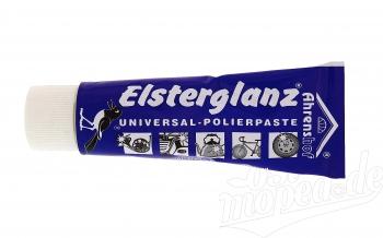 ELSTERGLANZ  Universal - Metallpolierpaste, Probiertube 40ml