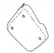 Verkleidung links TS/ES 125,150