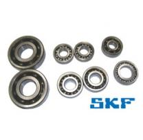 Kugellager SET, 8-teilig, Motor MM250/4, SKF-MARKENLAGER - 2x 6306 C4 / 1x 6302 C3 / 2x 6203 C4 / 2x