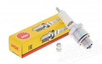 Rennkerze / Zündkerze NGK B8HS (z.B. für leicht getunte SIMSON-Motoren)