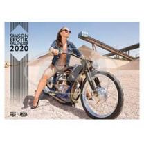 SIMSON Erotik-Kalender 2020