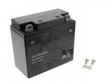 Batterie 6V 11Ah - S50, S51, S70, SR50, MZ ES, TS, ETS - Gel