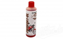 ADDINOL für unterwegs MZ405 SUPER MIX, 2-Takt-Motorenöl, rot gefärbt, mineralisch, 120ml Dose