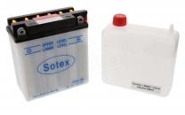 Batterie 12V 5Ah - S51, S70, SR50, SR80 - mit Säurepack