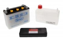 Batterie 6V 4,5Ah Schwalbe KR51/1, KR51/2, SR4-2/3/4 - mit Säurepack