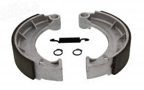 Bremsbacke - SET, klein, ø 150 mm, vorn u. hinten  ES125, 150, ETS125, 150, TS125, 150, ETZ125, 150