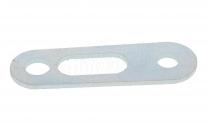 Halter für Tacho und Drehzahlmesser - flache Ausführung - S50, S51, S70