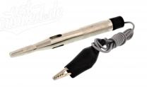 Prüflampe 6-24V Metallgehäuse Spannungsprüfer