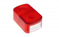 Rücklichtkappe eckig - KR51/1, SR4-1, SR4-2, SR4-3, SR4-4