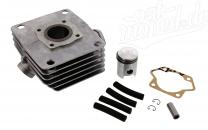 Set Zylinder mit Kolben - 50cm³ - S51, S53, SR50, KR51/2 - 1. Qualität