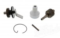 Set Tachoantrieb 5-teilig für Ritzel mit 14 Zähnen S50, KR51/1, SR4-1, SR4-2, SR4-3, SR4-4 , DUO4/1