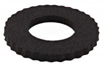 Tankschutzring aus Moosgummi - schwarz - 120x60 - Simson