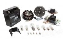 Simson S51 Vape Zündung 12 Volt Umrüstsatz - Magnete eingegossen
