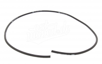 Zündkabel  BERU schwarz, Kupfer, PVC, 7mm, Länge: 1m
