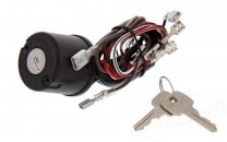 Zündlichtschalter  (Zündschloss)  8 Kabel (f. Lichthupe) SR50,SR80
