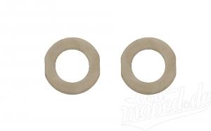 Set Anlaufscheiben 1,5 mm für Kolben S70, S83, SR80