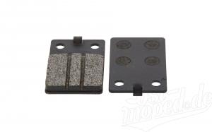 Set Bremsklötze für Scheibenbremse - 2-Loch - S53, S83, SR50, SR80, MS50