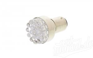 LED 1157 wie 12V 21/5W rot