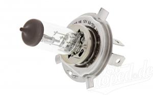 Biluxlampe 12V 60/55W H4 PT43t (Markenlampe)