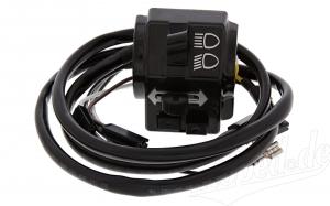 m Kombischalter 8626.19//1 kompl 12 Volt mit Lichthupe Simson S51 S70 Kabel 6