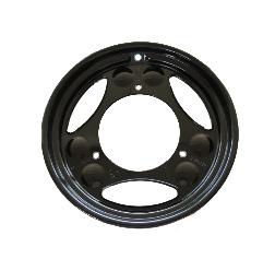 Scheibenrad schwarz beschichtet - SR50, SR80