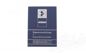 Reparaturanleitung S50,KR51,SR4, ohne Schaltpläne