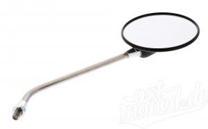 Set Rückblickspiegel, Muschelform M10, LUXUS D=122mm (2xFormmutter)  ETZ 125,150,250