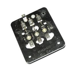 Isolierplatte, vst. 8046.2-330 f. Gleichrichter ETZ 125,150,250