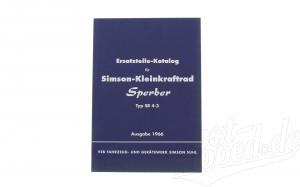 Ersatzteilekatalog Sperber SR4-3