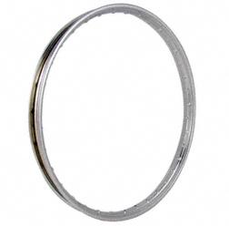 Felge 1,35 x 22 Stahl verchromt - Simson SR1
