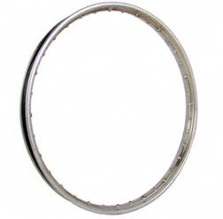 Felge 1,35 x 22 Stahl natur - Simson SR1