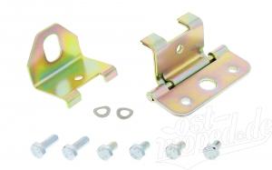 Scharnier- Set Sitzbank KR51/1, KR51/2, SR4-1/2/3/4  (Scharnier, Winkel, Schrauben )