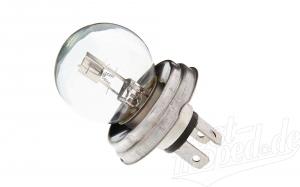 Biluxlampe A 6V 45/40 W  P45t  (Markenlampe Spahn Germany) TS250,250/1