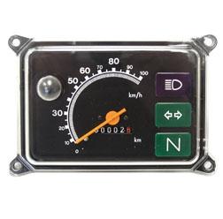 Kombiinstrument  K1,2  - 3.0070/06  - 100 Km/h  - Gerätekombination