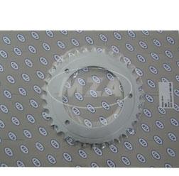 Kettenrad für Differential Z=34 mit 6mm Bohrung