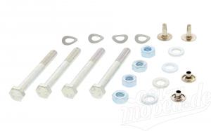 Normteile-Set S50, S51, S70 Schutzblech vorn