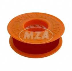 Isolierband Certoplast (PVC) rot 10mx15mm