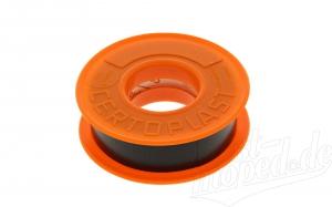 Isolierband Certoplast (PVC) schwarz 10mx15mm