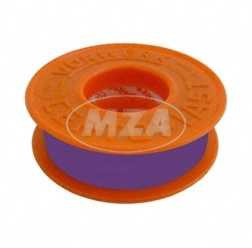 Isolierband Certoplast (PVC) violett 10mx15mm