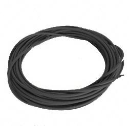 Bowdenzughülle schwarz Ø2,5mm (10 Meter) - Außenzug -