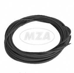 Bowdenzughülle schwarz Ø3,0mm (10 Meter) - Außenzug -