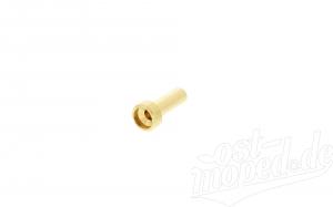Lötnippel B 2,3x13 (für Kupplung, Bremse Seil 2,0mm)