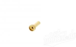 Lötnippel B 1,8x13 (für Kupplung, Bremse Seil 1,5mm)