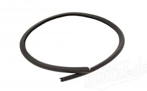 Keder für  Beinschutz/ Beinblech Roller SR50/ SR80 - geschnitten 750 mm -
