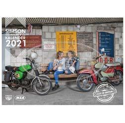 SIMSON Vogelserie & Co. Kalender 2021